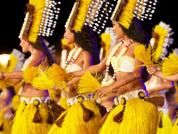 InterContinental Resort Tahiti Theme Night