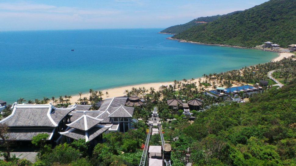 Intercontinental Danang Sun Peninsula Resort Panorama