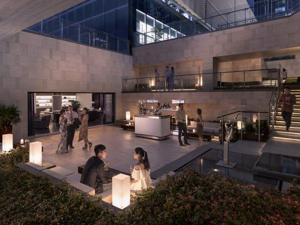 Jing An Shangri La West Shanghai Lifestyle Suite