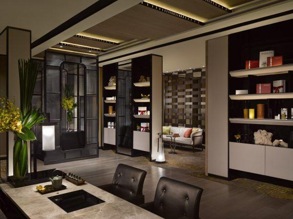 Jing An Shangri La West Shanghai Spa