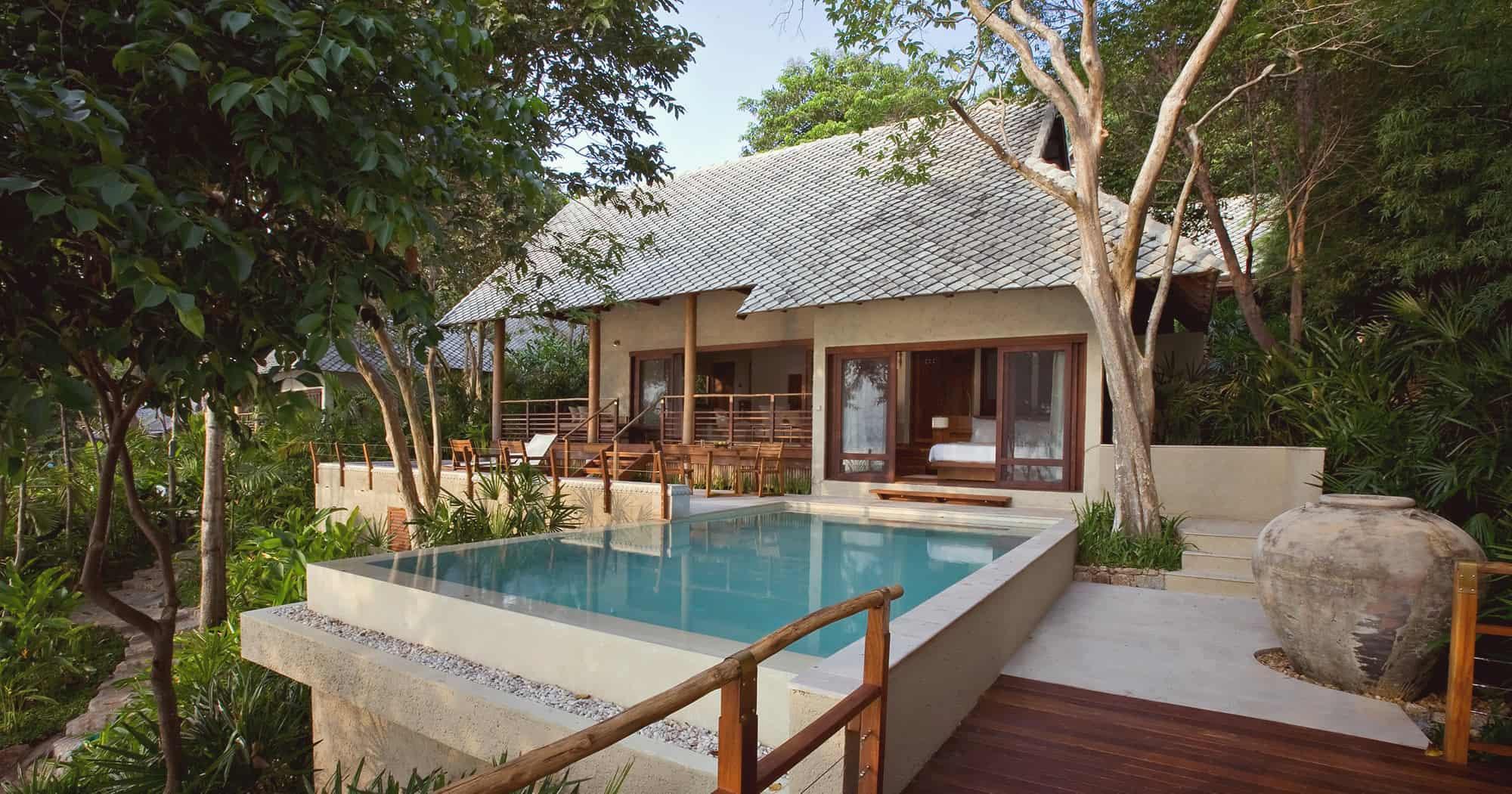 Kamalaya Koh Samui Beachfront Pool Villa 2 Bdr