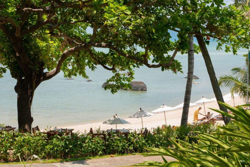 Kamalaya Koh Samui Beach