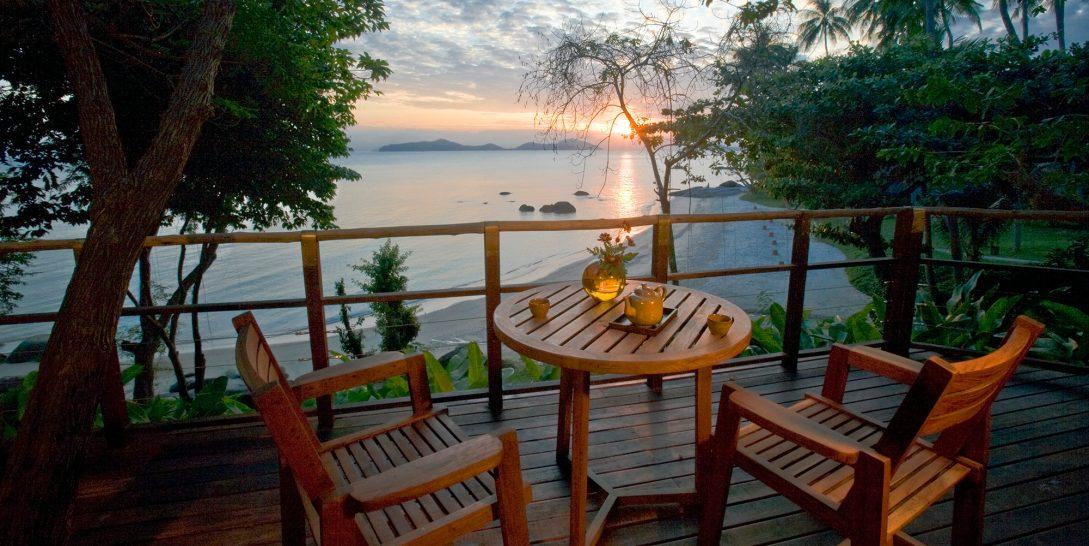 Kamalaya Koh Samui Beach Front Villas