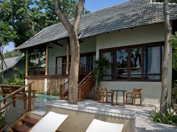 Kamalaya Koh Samui Beachfront Pool Villa 1 Bdr