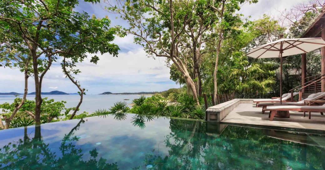 Kamalaya Koh Samui Beachfront Pool Villa