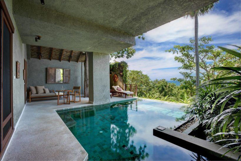 Kamalaya Koh Samui Garden Pool Suite