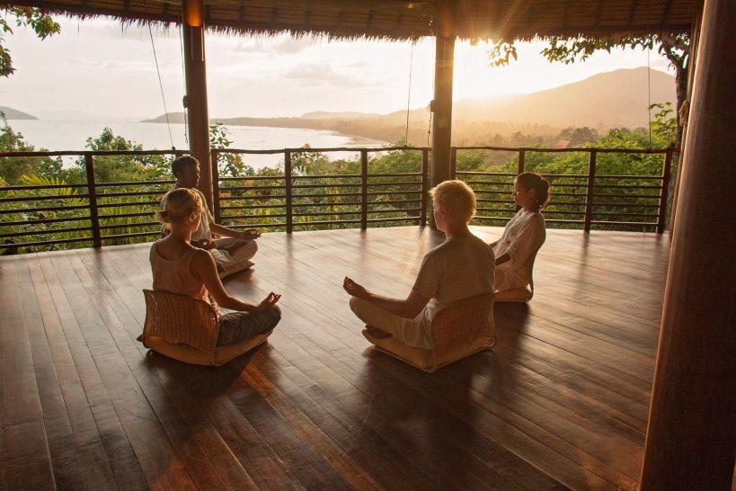 Kamalaya Koh Samui Meditation