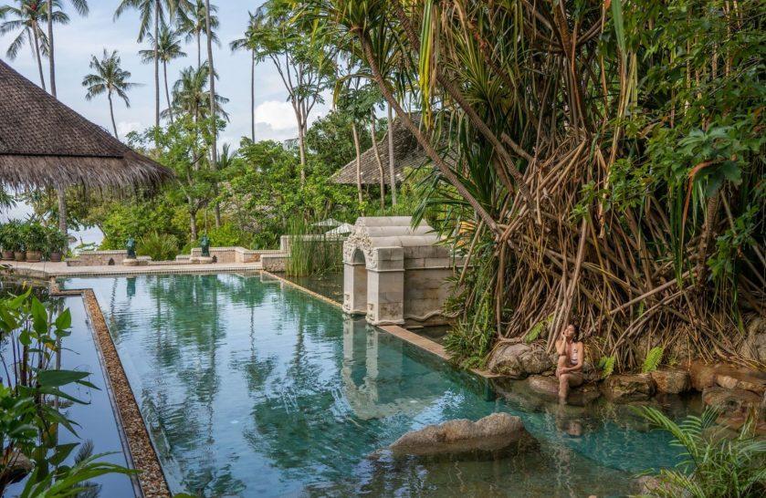 Kamalaya Koh Samui Pool
