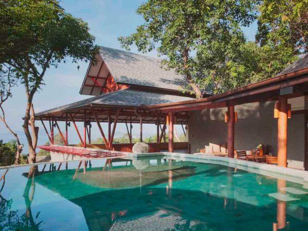 Kamalaya Koh Samui Rock Top Pool Villa 1 Bdr