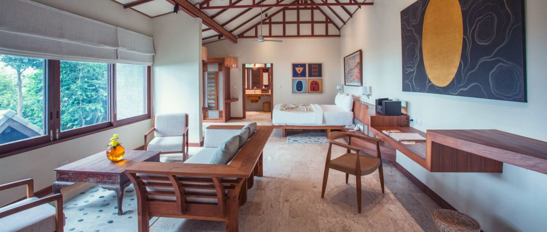Kamalaya Koh Samui Rock Top Pool Villa