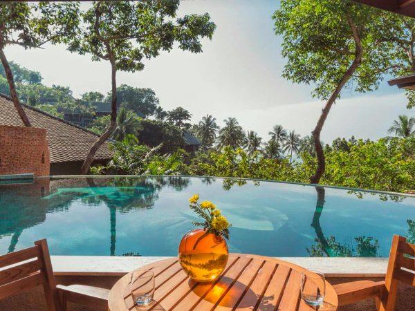 Kamalaya Koh Samui Rock Top Pool Villa 2 Bdr