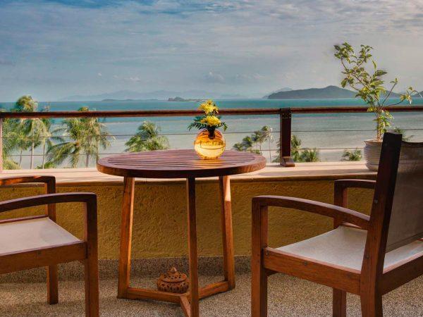 Kamalaya Koh Samui Suites Sea View