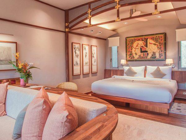 Kamalaya Koh Samui Superior Suites Sea View