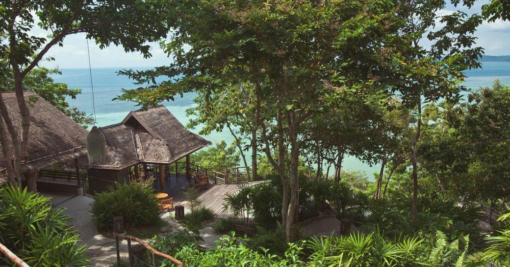 Kamalaya Koh Samui View