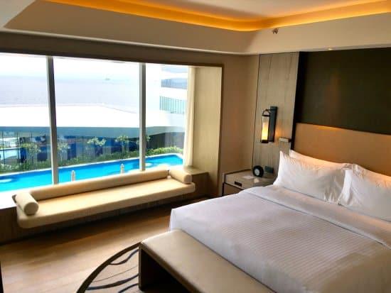 Conrad King Accessible Deluxe RoomConrad King Accessible Deluxe Room