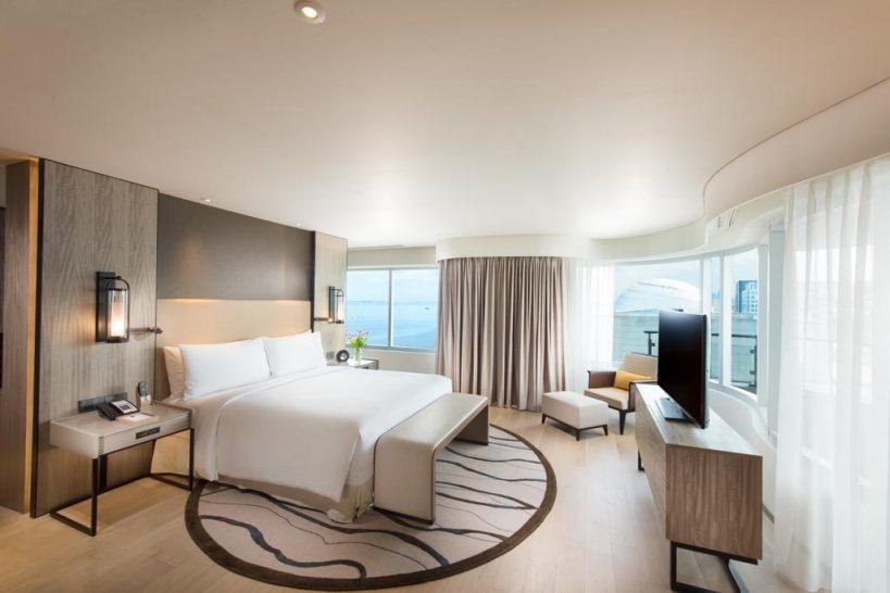 Conrad King Executive Room Lounge AccessConrad King Executive Room Lounge Access