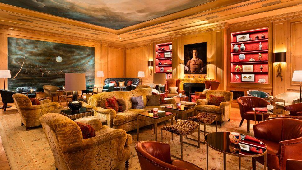 Le Bar du Bristol Hotel Paris