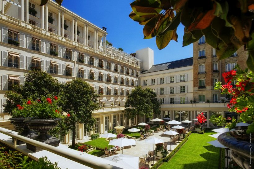 Le Bristol Hotel Paris