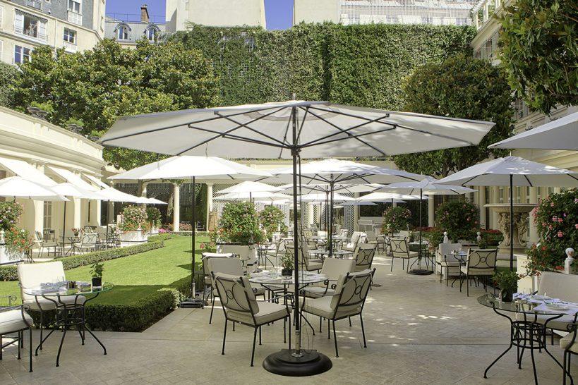 Le Bristol Hotel Paris Le Jardin Francais