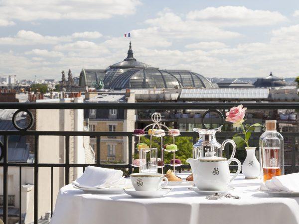 Le Bristol Paris Honeymoon Suite