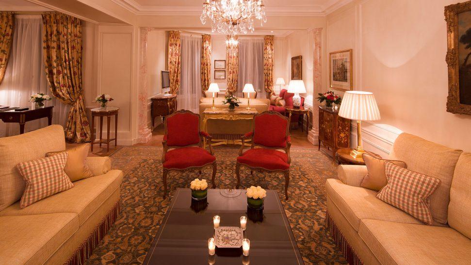 Le Bristol Paris Imperial Suite