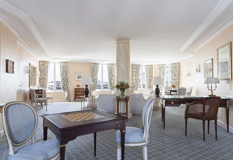 Le Bristol Paris Panoramic Suite
