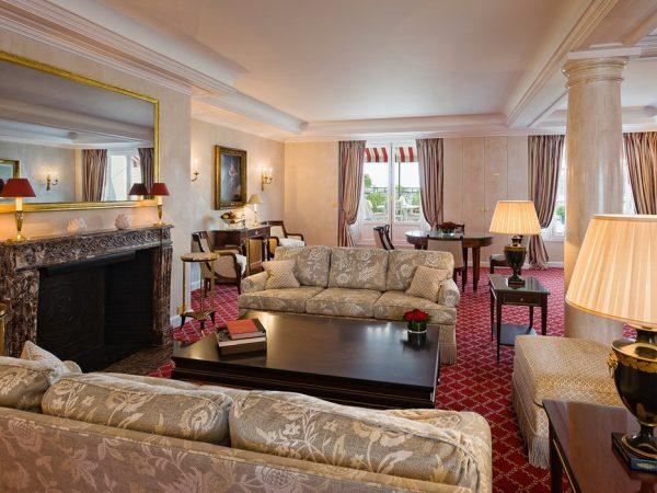 Le Bristol Paris Penthouse Suite