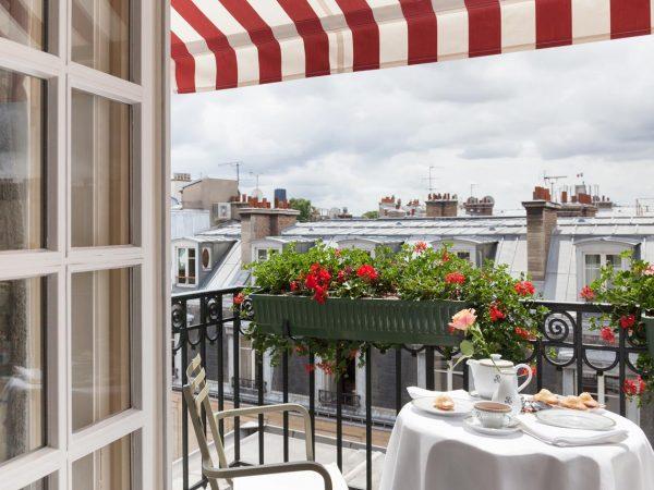 Le Bristol Paris Saint Honor Suite