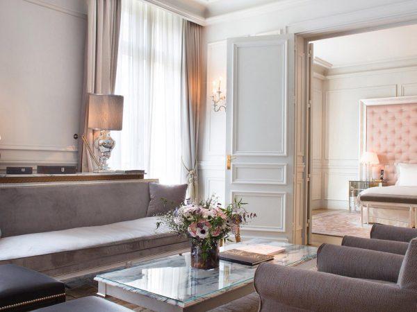 Le Royal Monceau 241 Presidential Suite