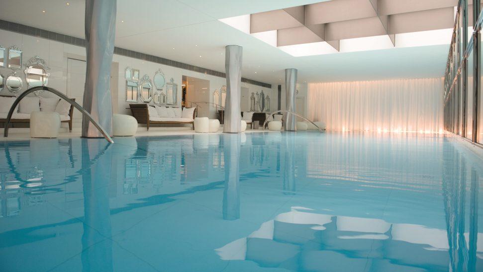 Le Royal Monceau Clarins Pool