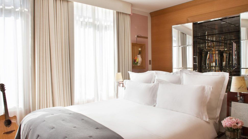 Le Royal Monceau Deluxe Collection Room