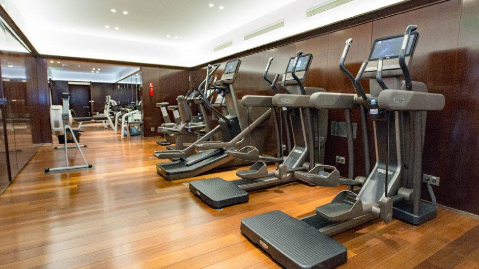 Le Royal Monceau Gym