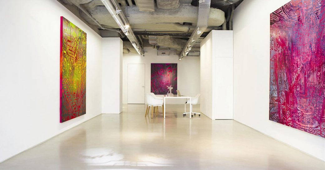 Le Royal Monceau Raffles Art Gallery