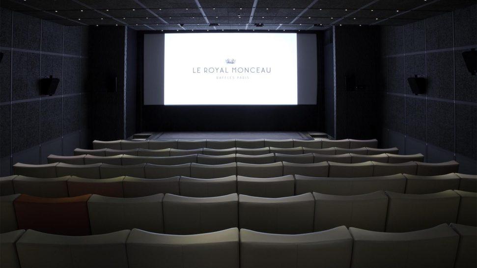 Le Royal Monceau Raffles Katara-Cinema