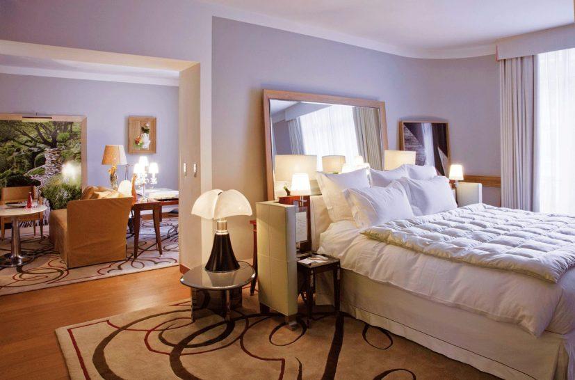Le Royal Monceau Raffles Suite Bedroom