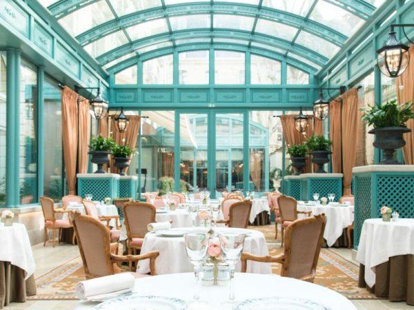Les Jardins De L Espadon Ritz Paris