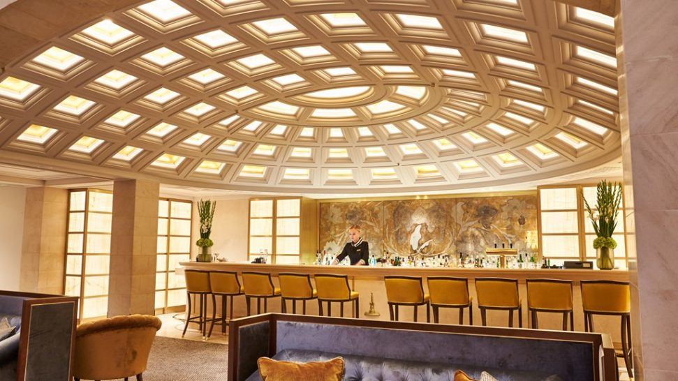 Hotel Adlon Kempinski Berlin Lobby Lounge & Bar