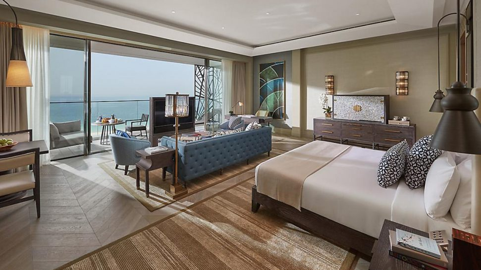 Mandarin Oriental Jumeira Dubai Junior Sea View Suite