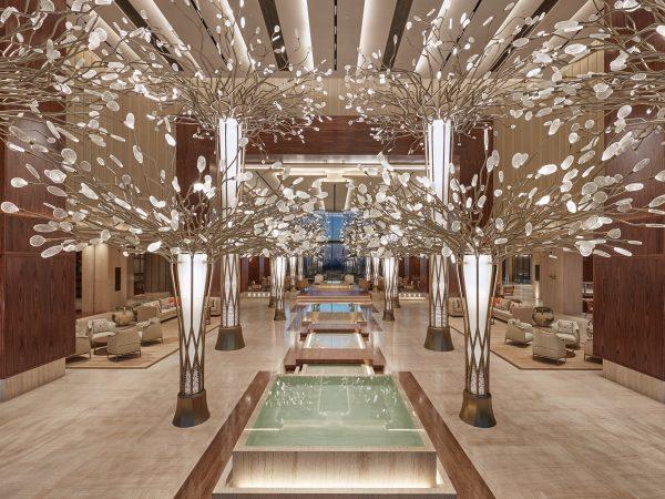 Mandarin Oriental Jumeira Dubai Lobby