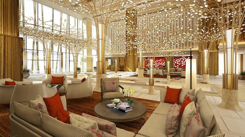 Mandarin Oriental Jumeira Dubai Noor Lounge