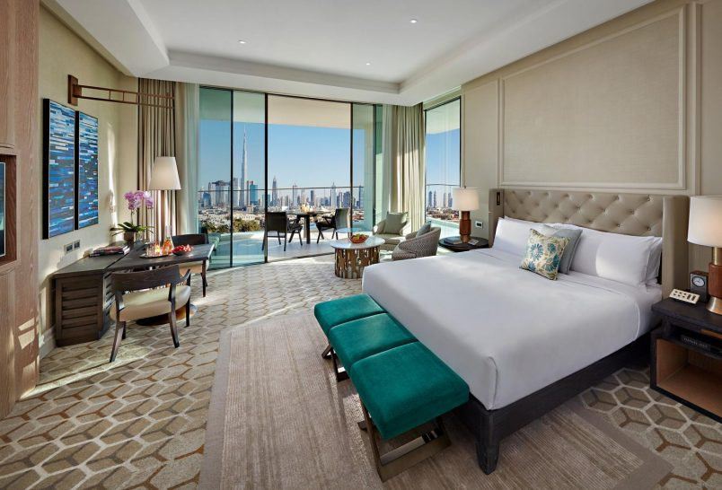 Mandarin Oriental Jumeira Dubai Panoramic View Room