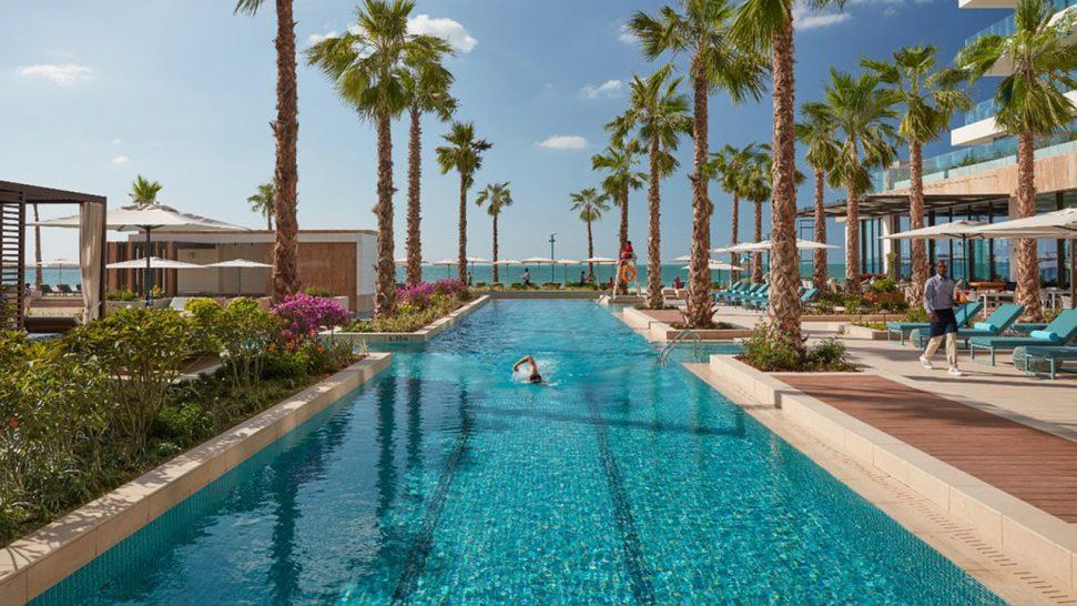 Mandarin Oriental Jumeira Dubai Pool