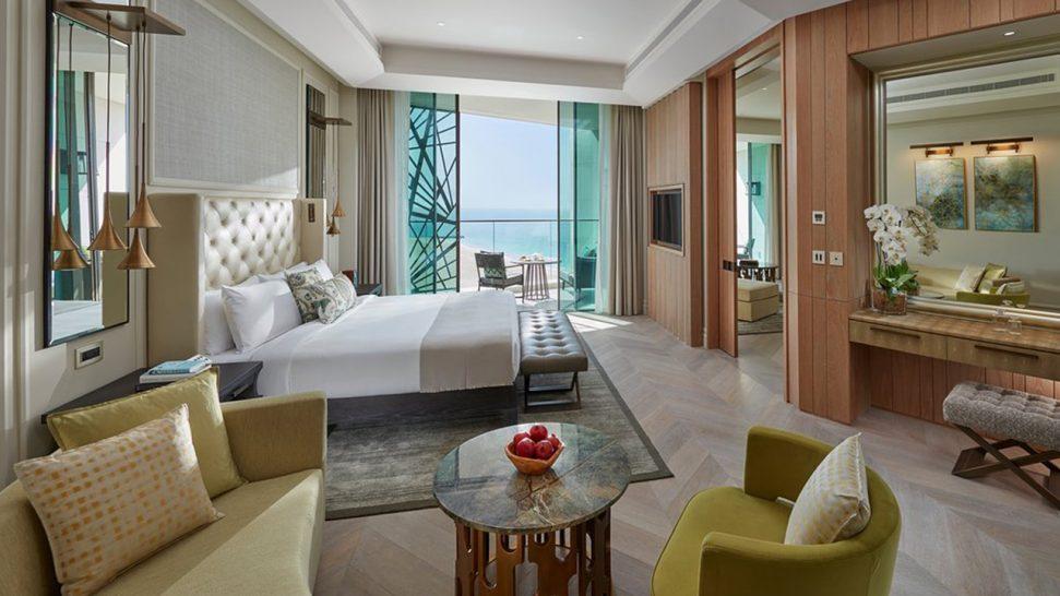 Mandarin Oriental Jumeira Dubai Premier Sea View Room
