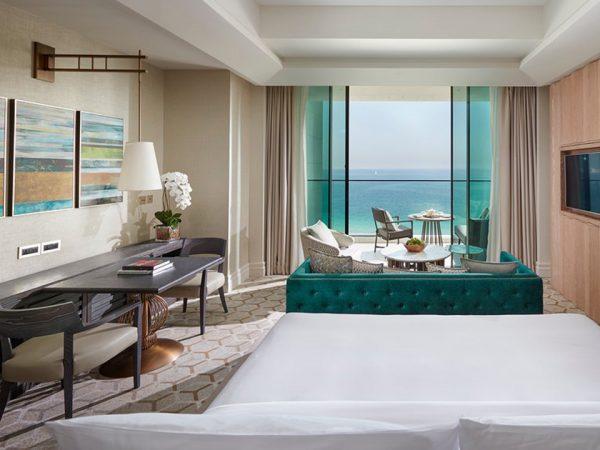 Mandarin Oriental Jumeira Dubai Premium Sea View Suite
