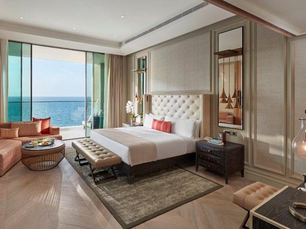 Mandarin Oriental Jumeira Dubai Royal Suite