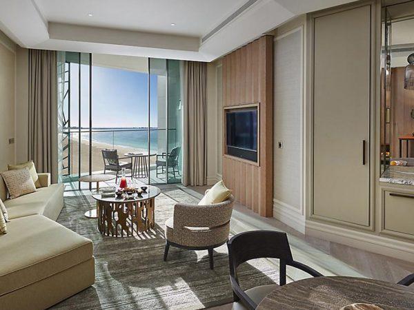 Mandarin Oriental Jumeira Dubai Sea View Suite