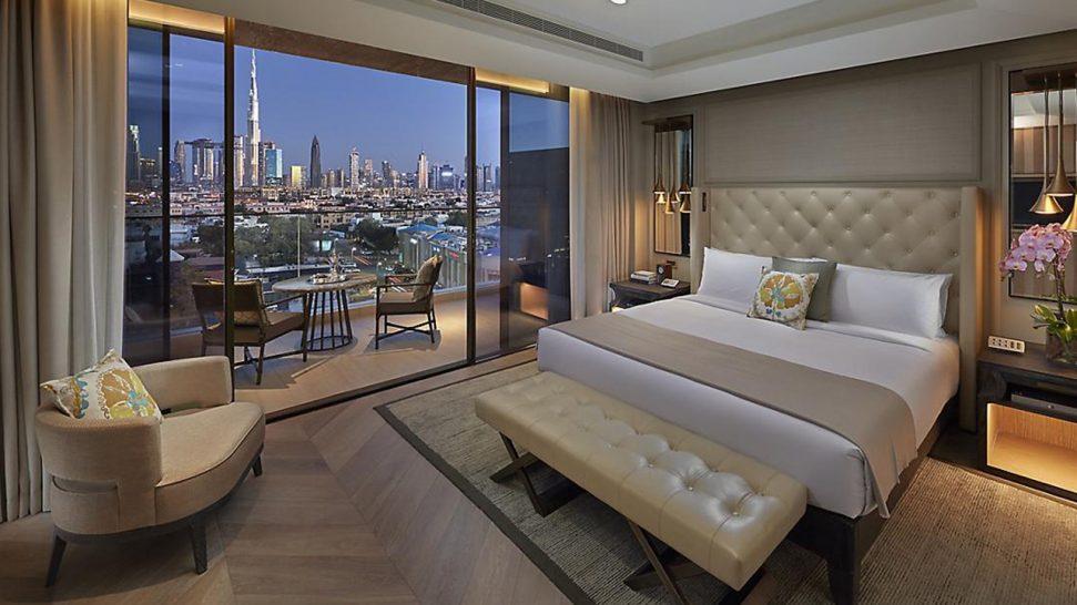 Mandarin Oriental Jumeira Dubai Skyline View Suite