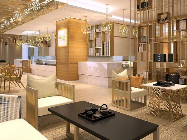 Mandarin Oriental Jumeira Dubai The Mandarin Cake Shop