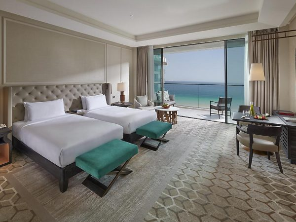 Mandarin Oriental Jumeira Dubai Two Bedroom Premiere Sea View Suite