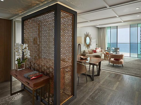 Mandarin Oriental Jumeira Dubai Two Bedroom Sea View Suite